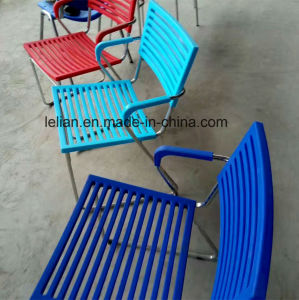 Outdoor Poly Arm Coffee and Dining Chair (LL-0074) pictures & photos