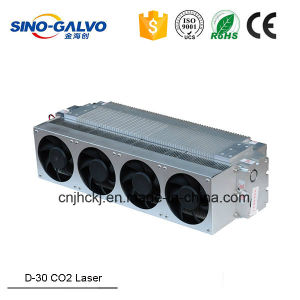 Small Size Refillable CO2 Laser Tube Form China