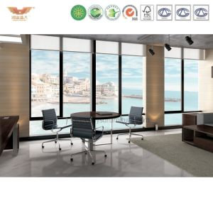 Modern Design Wood Veneer Meeting Table for Conference Room pictures & photos