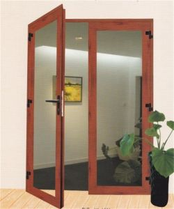 Aluminium Soundproof Used Exterior French Doors for Sale