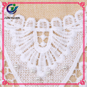 China Cheap Stock Lots Crochet White Neckline Collar Lace pictures & photos