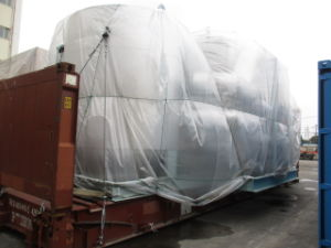 out of Gauge Container Logistics From Guangzhou to Douala Cameroon