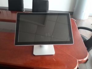 "Zero Bezel 15"" Touch Monitor for POS"