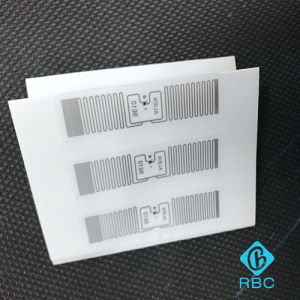 Alien Higgs-3 RFID Wet Inlay/Prelam Sticker Label for Access Control
