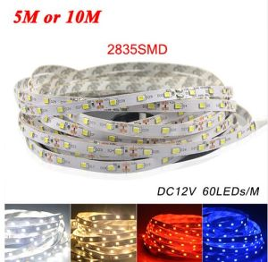 High Bright 2835 5050 SMD Flex LED Strip Light with TUV Ce pictures & photos