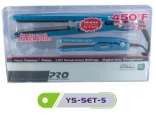 Professional Titanium Flat Iron pictures & photos
