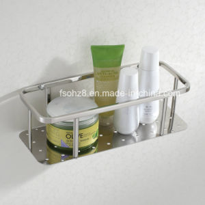 High Quality Bathroom Basket Shampoo Holder with Good Price (6608) pictures & photos