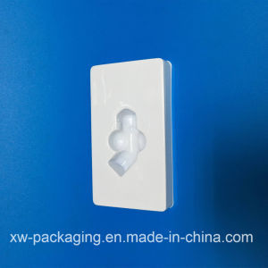 Customized White Blister Tray for Toys Plastic Packaging