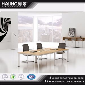 Haijing Furniture Wooden Conference Table Meeting Table