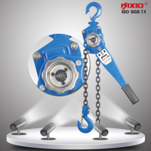 Hsz Type Manual Chain Block Hand Hoist pictures & photos