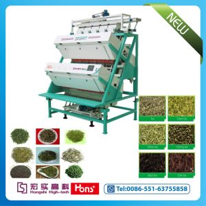 Newest Tea Color Sorter with Competitive Price Innovative Product for Vegetable, Tea pictures & photos