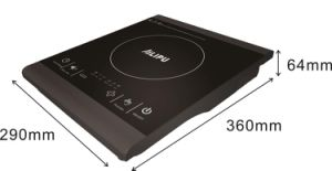 ETL Certificated Housing Touch Control Ailipu Induction Cooker pictures & photos