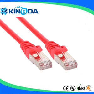SFTP CAT6 RJ45 network patch cord cable 1M