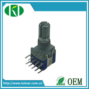 Khx2 Rotary Switch with Metal Shaft pictures & photos