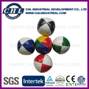Anti PU Foam Squeeze Reliver Stress Ball, Stuffed Juggling Ball, Rubber Bouncing Kick Ball, Gym Fitness Yoga Massage Ball, PVC Inflated Beach Ball, Pet Ball pictures & photos