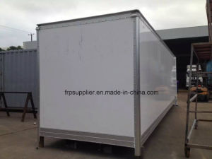 High Gloss Surface of FRP Van Cargo Body pictures & photos