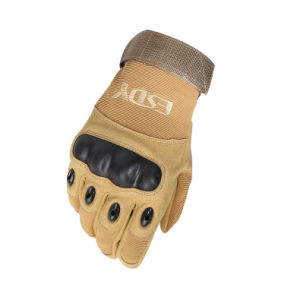 Tactical Outdoor Full Finger Airsoft Military Hunting Gloves pictures & photos