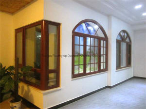 New Design Feelingtop Customized Insulating Glass Aluminium Bay Window for Hotel/ Villa (FT-W70) pictures & photos