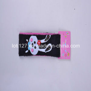 Black Hair Ribbon, Adornment Modelling, The Little White Rabbit Hair Ribbon, Children Sports Accessories, Warm, Fashionable Dress up, Headband, Tiaras