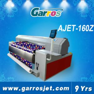 8 Color Dx5 Head 3D Digital Textile Printer Garros Roll to Roll Inkjet Printer for Cotton/Silk/Nylon pictures & photos