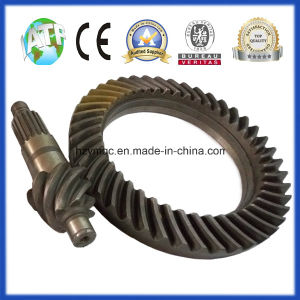 Engineering Vehicles Pr90 Front Axle Differential Spiral Bevel Gear (8/37) pictures & photos