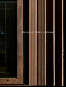 Exclusive Corten Steel Window Of Ebe65 With Thermal Break