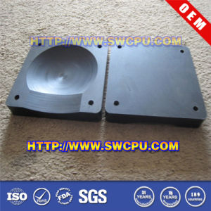 CNC Machining Plastic Part with Black Delrin pictures & photos