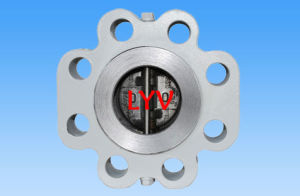 Stainless Steel Lug Type Check Valve