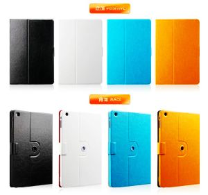 High Quality 360 Degree Rotating Leather Case for iPad Air