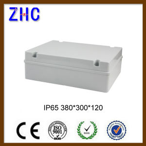 Hot Sale Durable Junction Box with Cable Gland IP65 Electrical Plastic ABS Cable Junction Box pictures & photos