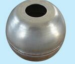 Sheet Metal Fabrication Hollow Aluminum Sphere, Large Metal Spheres pictures & photos
