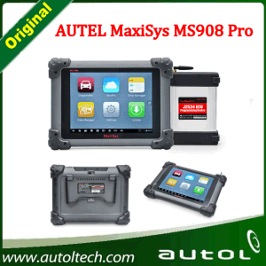 The Best Scan Tool Maxisys PRO Autel Maxisys PRO 908p with J2534 Reprogramming From Autel Original with WiFi Update pictures & photos