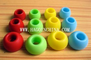 Popular Colorful Silicone Earphone Rubber Cover