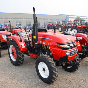 Hot Sale Huaxia Farm Mini 254 Tractor Usage with Dongfeng Hood pictures & photos
