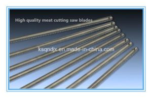 High Quality Meat Band Saw Blades pictures & photos