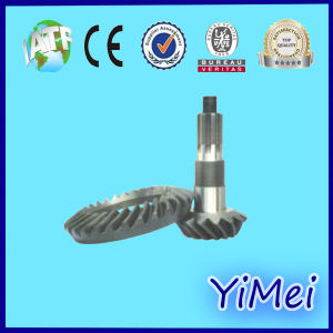 SUV Front Axle Bevel Gear by Lapping (ratio: 9/38) pictures & photos