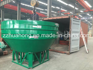Huahong Ce ISO Certificate Gold Grinding Machine Wet Pan Mill pictures & photos