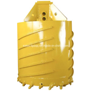 Rock Core Barrel Drilling Buckets as Your Need