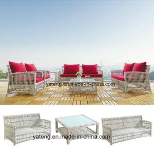 Glic Design Round Pe Rattan Outdoor Garden Furniture Sofa Set By Single Double 3seat