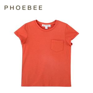 Phoebee Summer Cotton Clothes for Boys and Girls pictures & photos