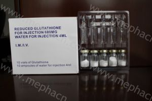 600mg Neutral Package Glutathione Whitening Injection for OEM pictures & photos