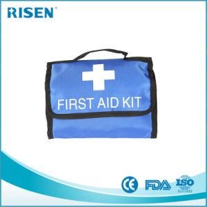 First Aid Kit Car/Blue First Aid Kit Contents pictures & photos