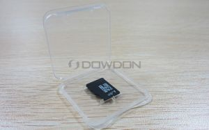 0.6 Cm Super Thin Plastic Memory Card Case for TF Micro SD Card pictures & photos