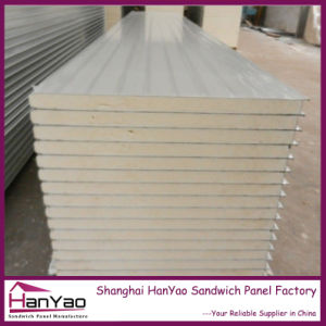 Easy Install Thermal Insulated Polyurethane PU Sandwich Panel pictures & photos