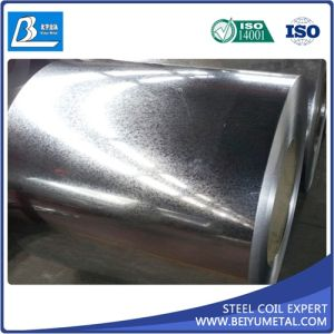 Normal Spangle Galvanized Steel Coil Gi Dx51d Z80 0.13-2mm pictures & photos