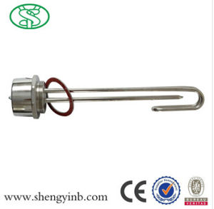Nickle Plated Electric Copper Water Heating Tube for Home Appliance with CE Certification (SYN090639)