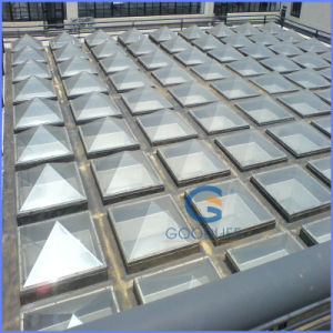 SGS Approved High Quality Polycarbonate Hollow Sheet for Building Materials pictures & photos
