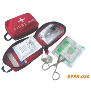 Easy Carry Home First Aid Kit (DFFK-020) pictures & photos