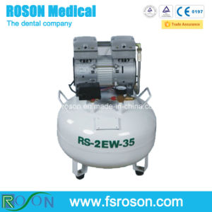 840W Oilless Silent Air Compressor (RS-2EW-35)