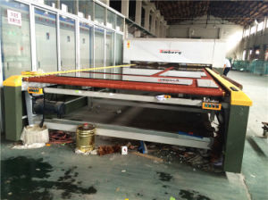 Low-E Glass Forced Convection Tempering Glass Melting Oven